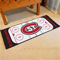 "St. Cloud State University Rink Runner 30""x72"""