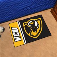 "Virginia Commonwealth University Uniform Starter Mat 19""x30"""