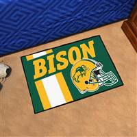 "North Dakota State University Uniform Starter Mat 19""x30"""