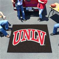 "University of Nevada, Las Vegas (UNLV) Tailgater Mat 59.5""x71"""
