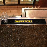 "NBA - Golden State Warriors Drink Mat 3.25""x24"""