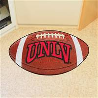 "UNLV Nevada Las Vegas Football Rug 22""x35"""
