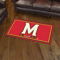 "University of Maryland 3x5 Rug 36""x 60"""