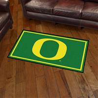 "University of Oregon 3x5 Rug 36""x 60"""