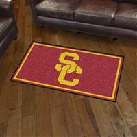"University of Southern California 3x5 Rug 36""x 60"""