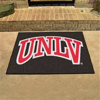 "UNLV Nevada Las Vegas All-Star Rug 34""x45"""