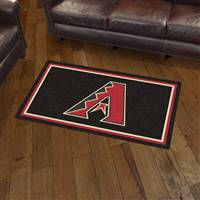 "Arizona Diamondbacks 3x5 Rug 36""x 60"""