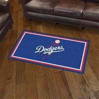 "Los Angeles Dodgers 3x5 Rug 36""x 60"""