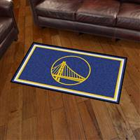 "NBA - Golden State Warriors 3x5 Rug 36""x 60"""