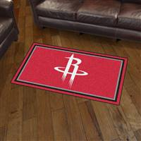 "NBA - Houston Rockets 3x5 Rug 36""x 60"""