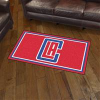 "NBA - Los Angeles Clippers 3x5 Rug 36""x 60"""