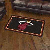 "NBA - Miami Heat 3x5 Rug 36""x 60"""