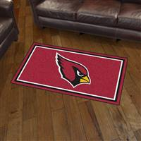 "NFL - Arizona Cardinals 3x5 Rug 36""x 60"""