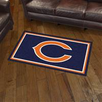 "NFL - Chicago Bears 3x5 Rug 36""x 60"""