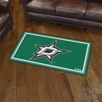 "NHL - Dallas Stars 3x5 Rug 36""x 60"""