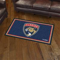 "NHL - Florida Panthers 3x5 Rug 36""x 60"""