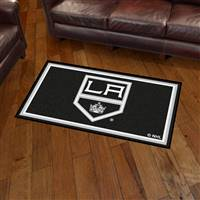 "NHL - Los Angeles Kings 3x5 Rug 36""x 60"""
