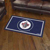 "NHL - Winnipeg Jets 3x5 Rug 36""x 60"""