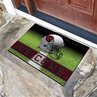 "NFL - Arizona Cardinals Crumb Rubber Door Mat 18""x30"""