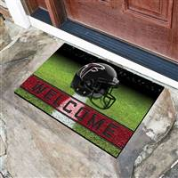 "NFL - Atlanta Falcons Crumb Rubber Door Mat 18""x30"""
