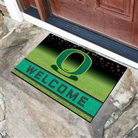"University of Oregon Crumb Rubber Door Mat 18""x30"""