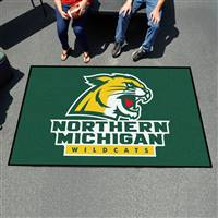 "Northern Michigan Wildcats Ulti-Mat, 60"" x 96"""