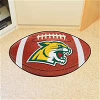 "Northern Michigan Wildcats Football Rug, 22"" x 35"""