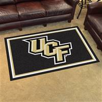 "University of Central Florida 4x6 Rug 44""x71"""