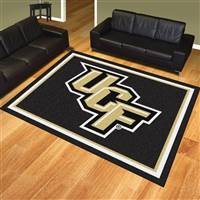 "University of Central Florida 8x10 Rug 87""x117"""