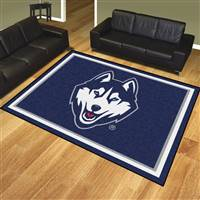 "University of Connecticut 8x10 Rug 87""x117"""