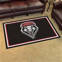 "University of New Mexico 4x6 Rug 44""x71"""