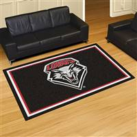 "University of New Mexico 5x8 Rug 59.5""x88"""