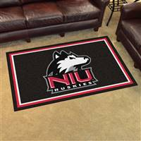 "Northern Illinois University 4x6 Rug 44""x71"""