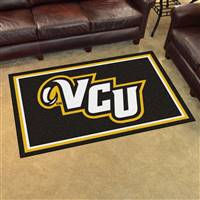 "Virginia Commonwealth University 4x6 Rug 44""x71"""