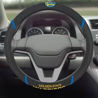 "NBA - Golden State Warriors Steering Wheel Cover 15""x15"""