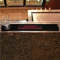 "NFL - Arizona Cardinals Drink Mat 3.25""x24"""