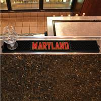 "University of Maryland Drink Mat 3.25""x24"""