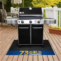 "NBA - Golden State Warriors - 73 Grill Mat 26""x42"""