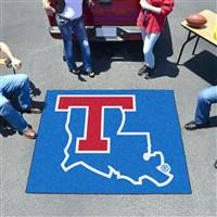 "Louisiana Tech Bulldogs Tailgater Rug 60""x72"""
