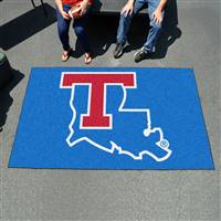 "Louisiana Tech University Ulti-Mat 59.5""x94.5"""