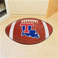 "Louisiana Tech University Football Mat 20.5""x32.5"""