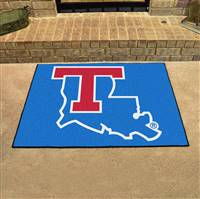 "Louisiana Tech University All-Star Mat 33.75""x42.5"""