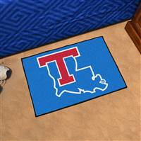 "Louisiana Tech University Starter Mat 19""x30"""