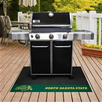 "North Dakota State University Grill Mat 26""x42"""