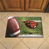 "Oregon State University Scraper Mat 19""x30"""