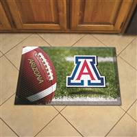 "University of Arizona Scraper Mat 19""x30"""