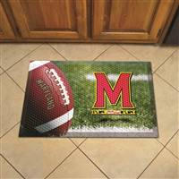 "University of Maryland Scraper Mat 19""x30"""