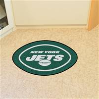 "NFL - New York Jets Mascot Mat 36"" x 22.6"""