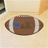 "University of Kentucky Southern Style Football Mat 20.5""x32.5"""