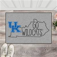 "University of Kentucky Southern Style Starter Mat 19""x30"""